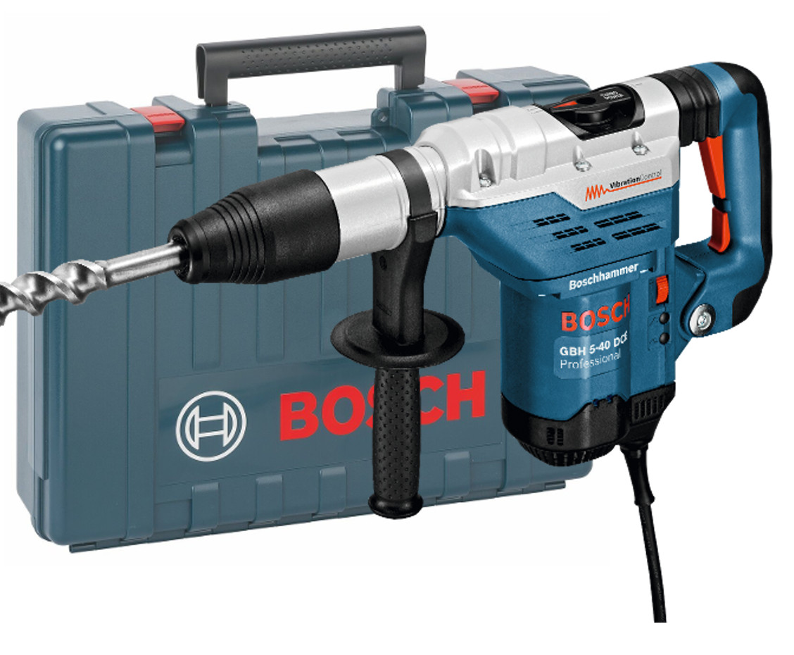 Молоток ударно -?????????? Bosch ГГБ 5 -40 DCE + Чемодан