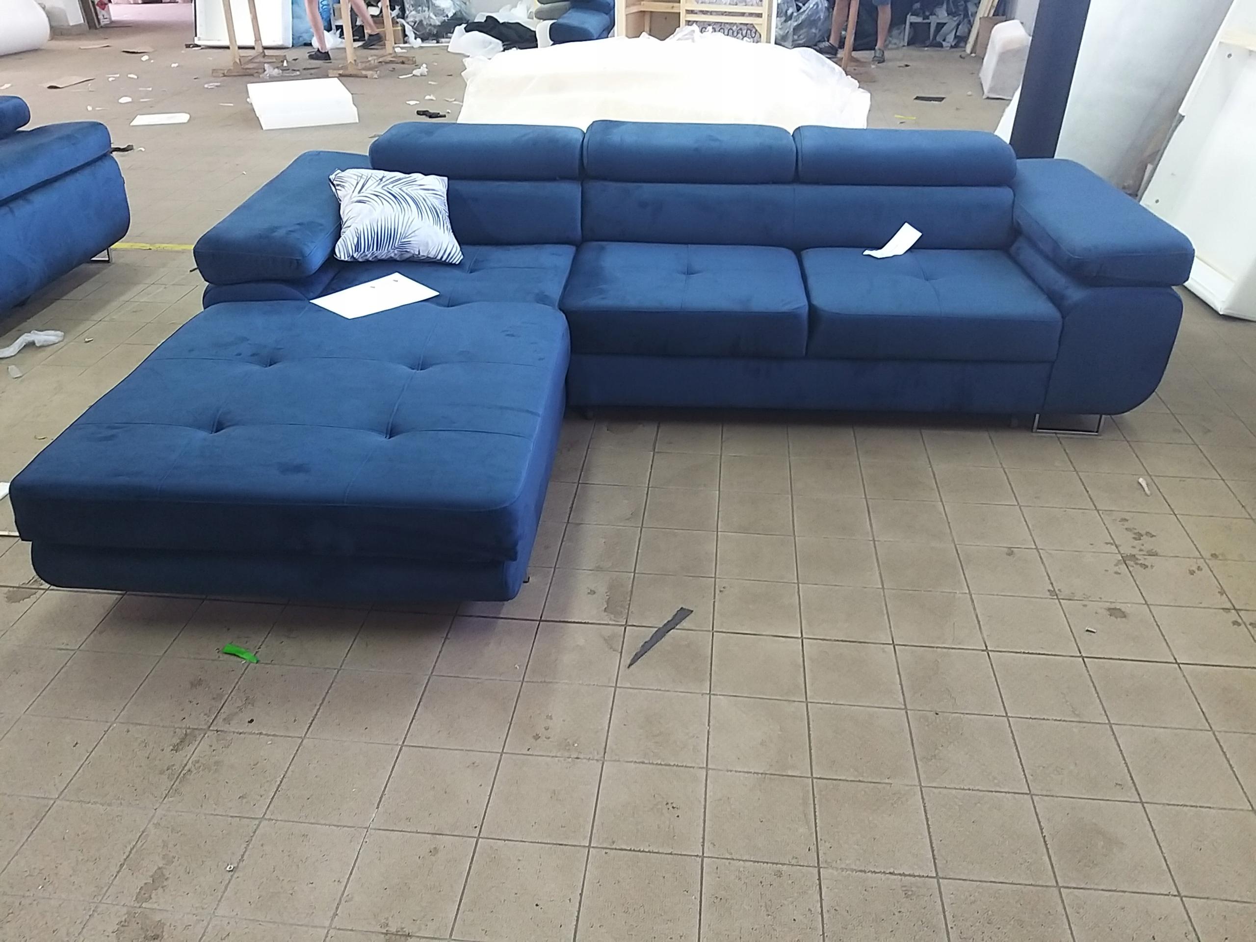 РАФИ угловой диван-кровать, откидная роговица
