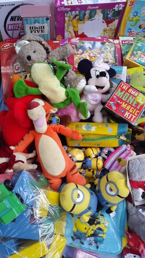 Zabawki Gry Puzzle Maskotki - hurt na wagę 1kg