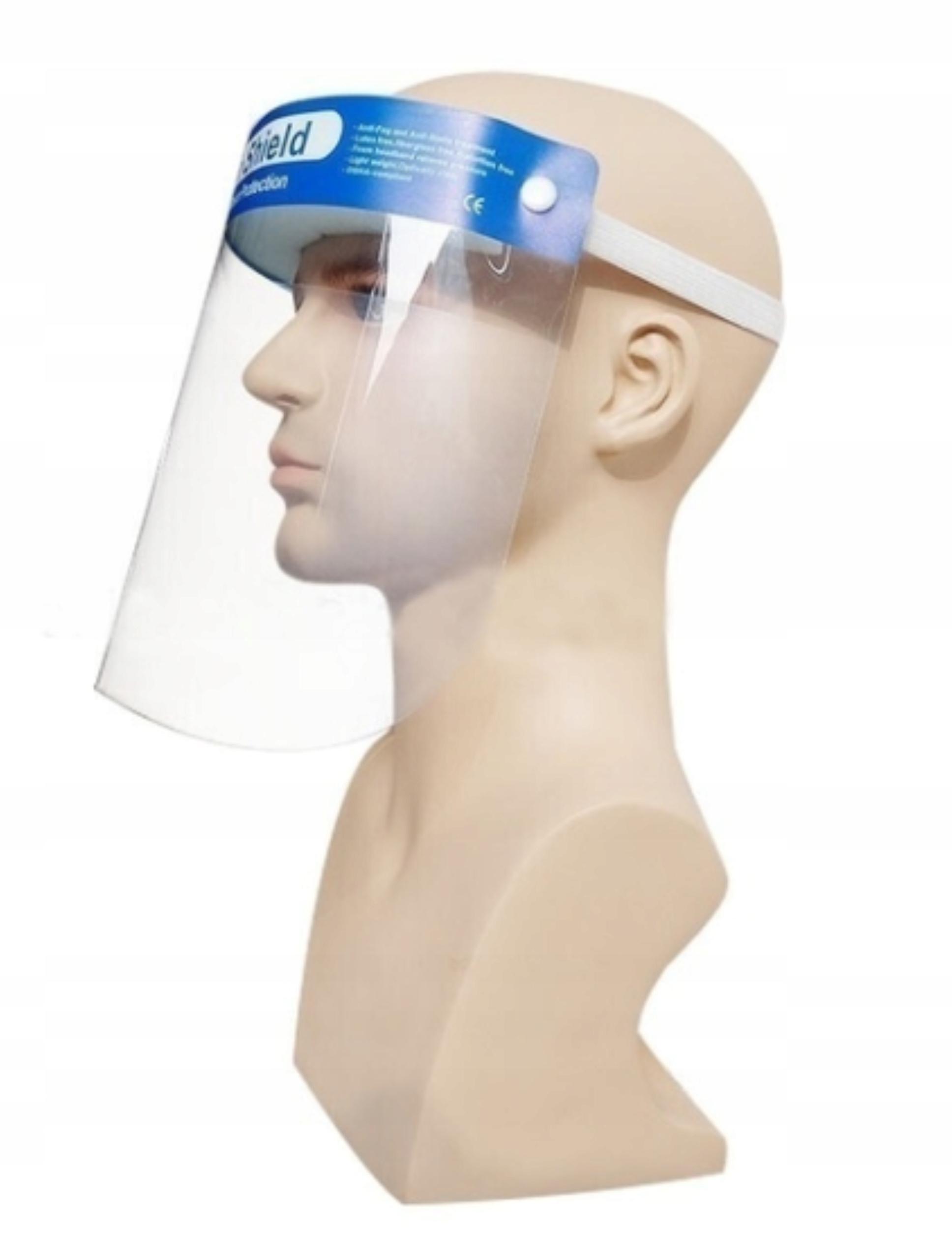Przyłbica ochronna na twarz osłona twarzy maska