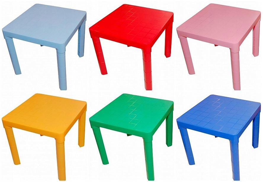 стол СТОЛ детский Складывающиеся ножки ЦВЕТА