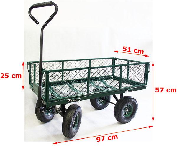 ZÁKLADNÝ VOZIDLOVÝ VOZÍK SŤAHOVANÉ OKNO NAFUKOVANÉ KOLESÁ Plošinový vozík