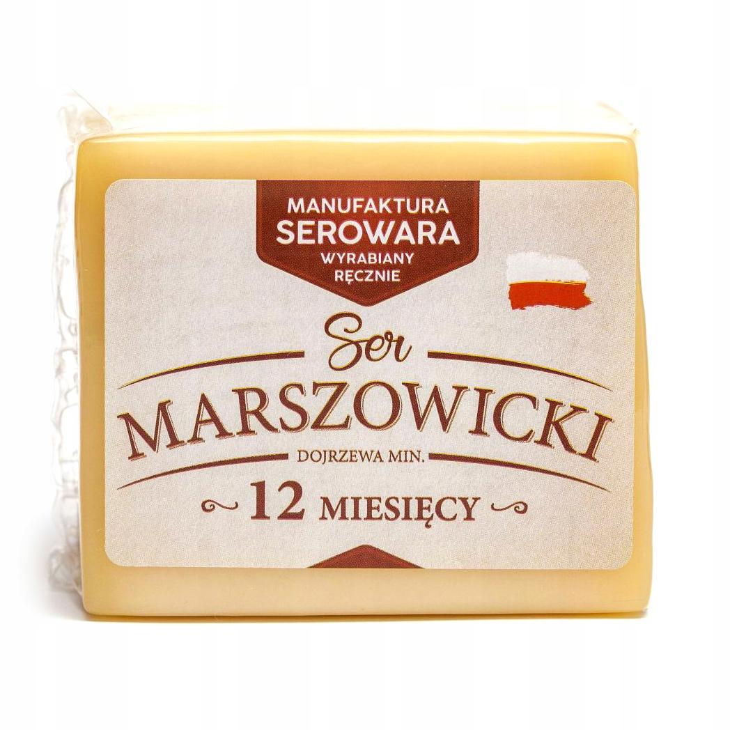 MARSZOWICKI (Gruyère) 0,5kg!!! dojrzewa >12mies