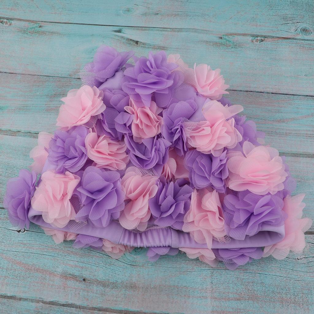 1 kus kvetinovej plaveckej čiapky, ako je popísané