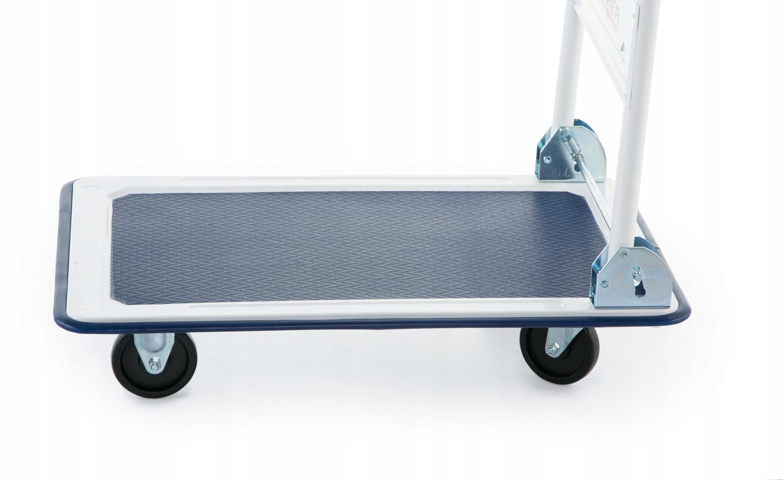 Коляска platformowy транспортная складская позиция 150 кг