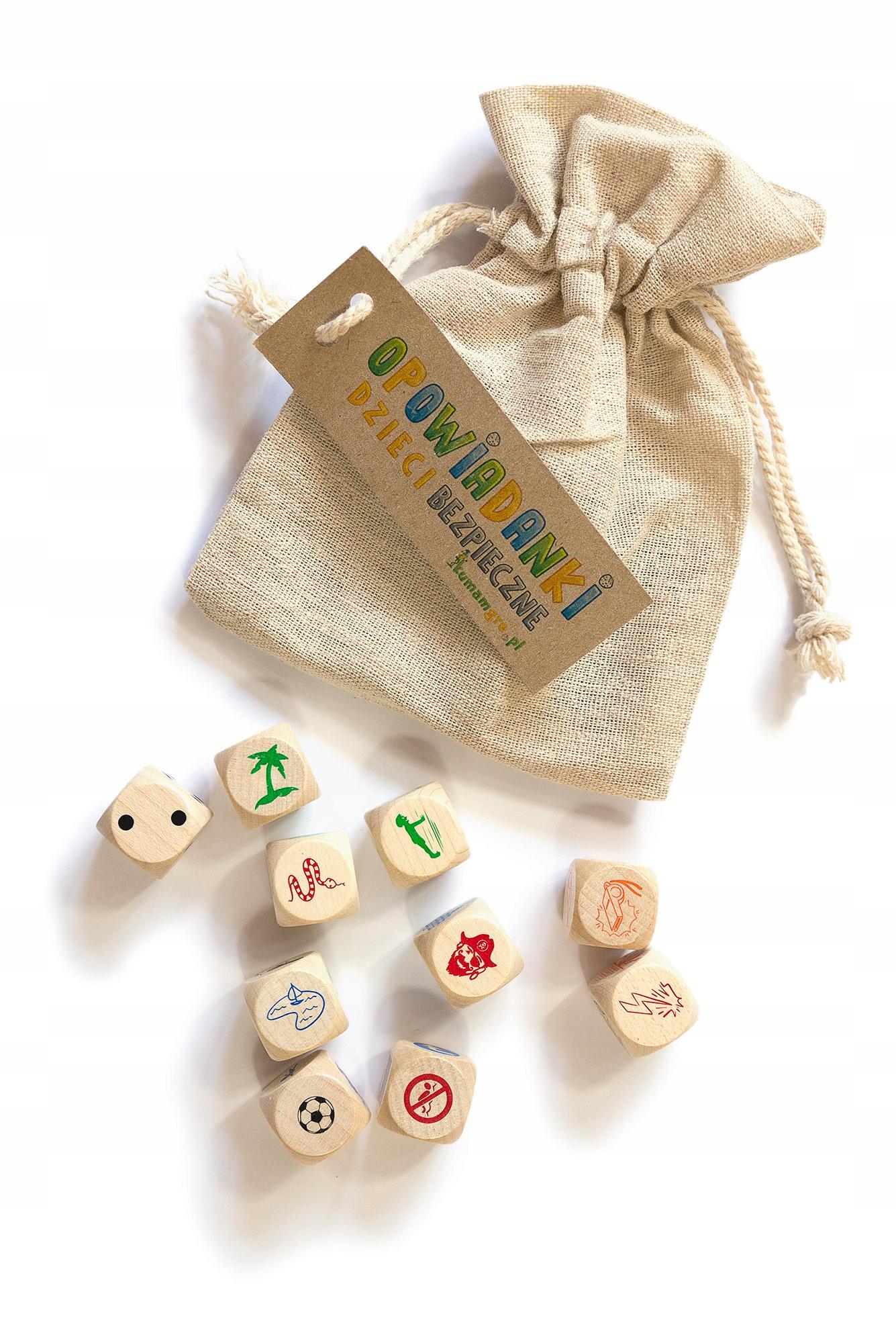 Eko gra dla dzieci OPOWIADANKI dzieci bezpieczne EAN 5904157454936