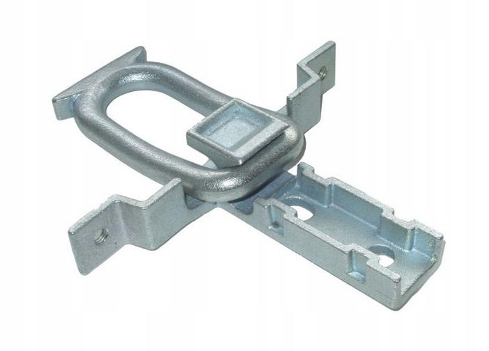 Зажим крепления груза для алюминиевой окантовки
