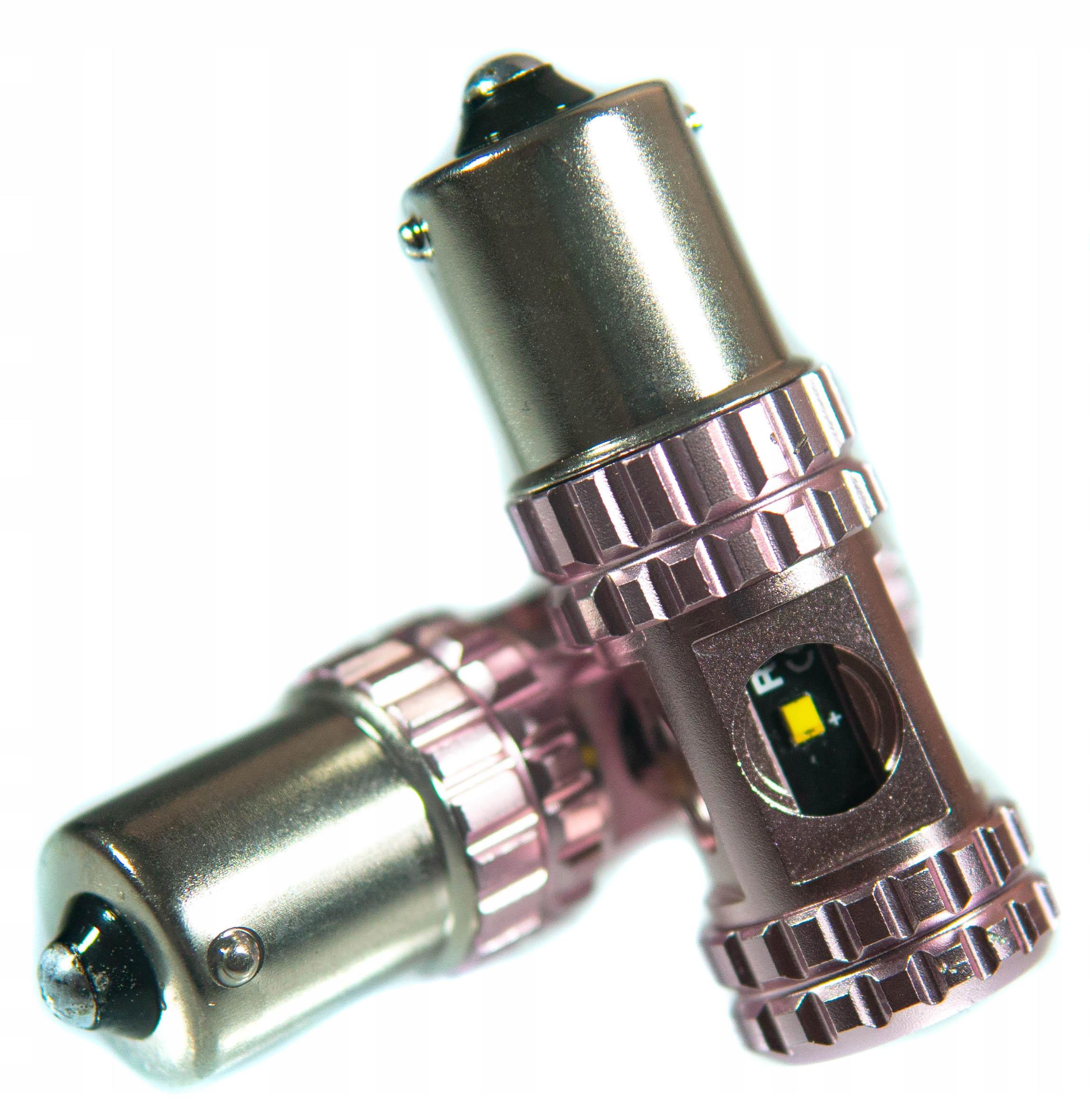 P21W 1156 LED - 6 SMD 3030 - BA15S - WSTECZNE LEDY