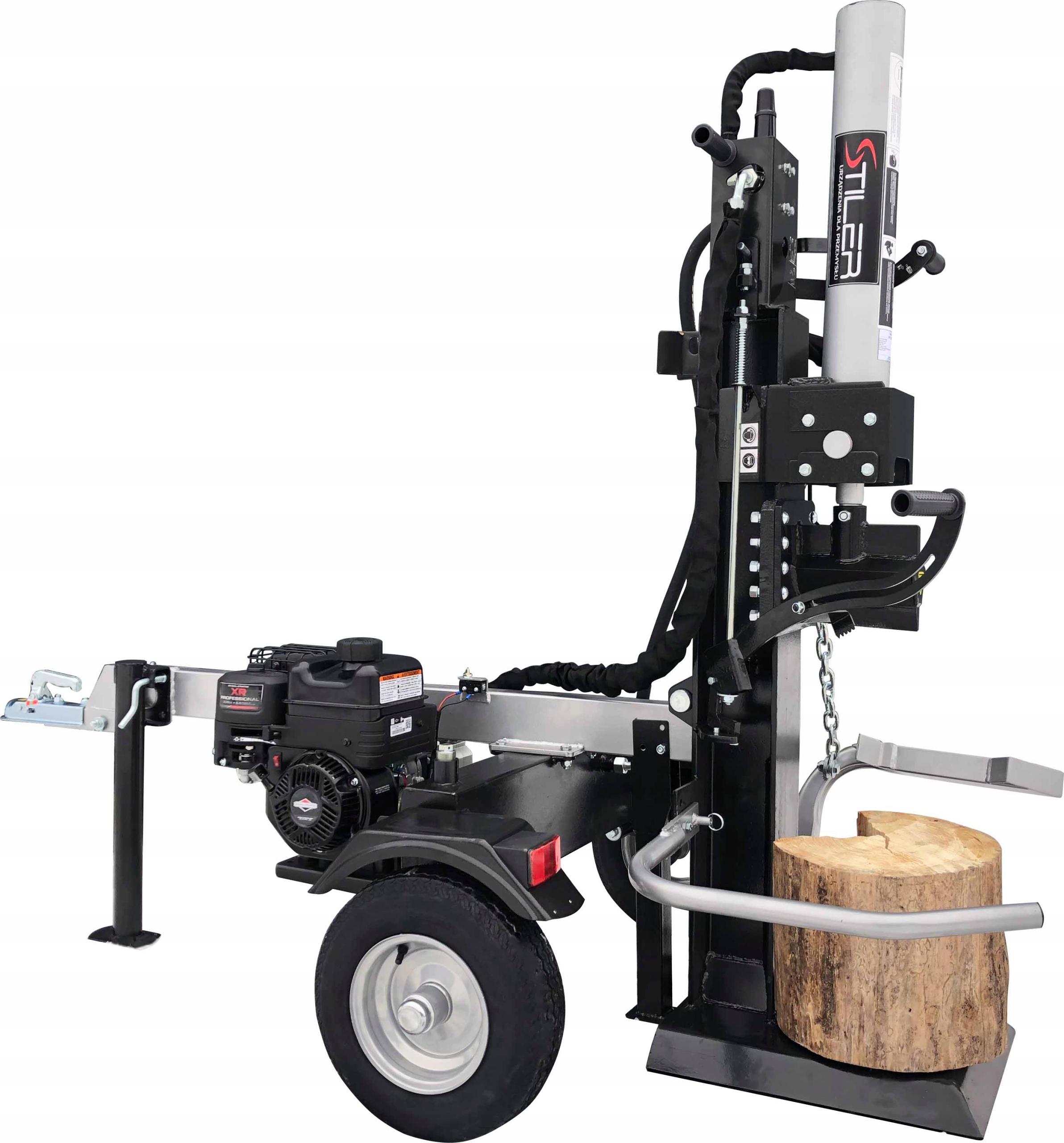 Hydraulika konštrukcie Hydraulika 22 ton