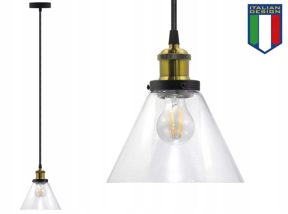 LAMPA SUFITOWA WISZĄCA VASO AX ŻYRADNOL LED LOFT A Marka B-LINE