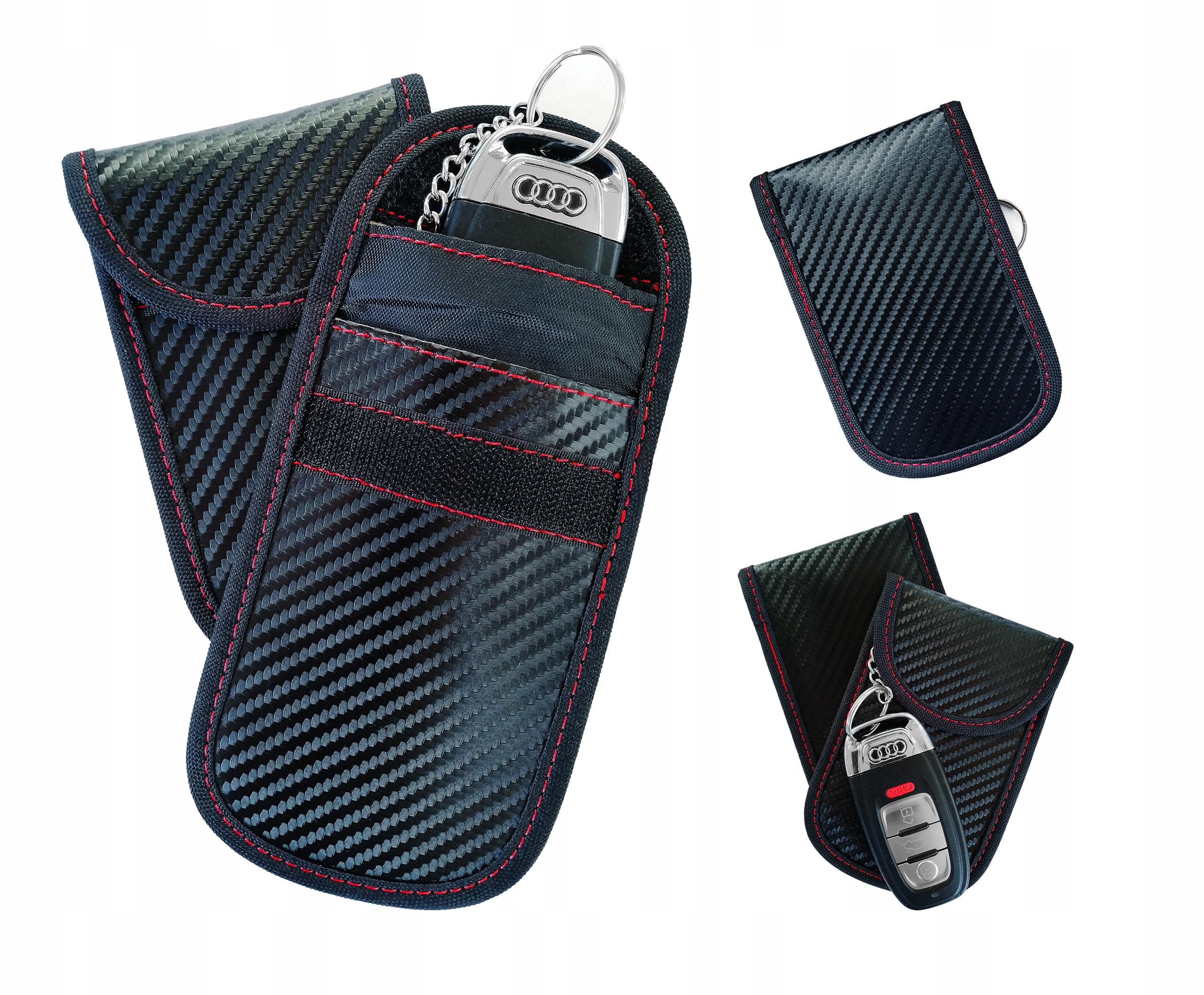 CASE Защитная сумка для ключей без ключа Wave Lock
