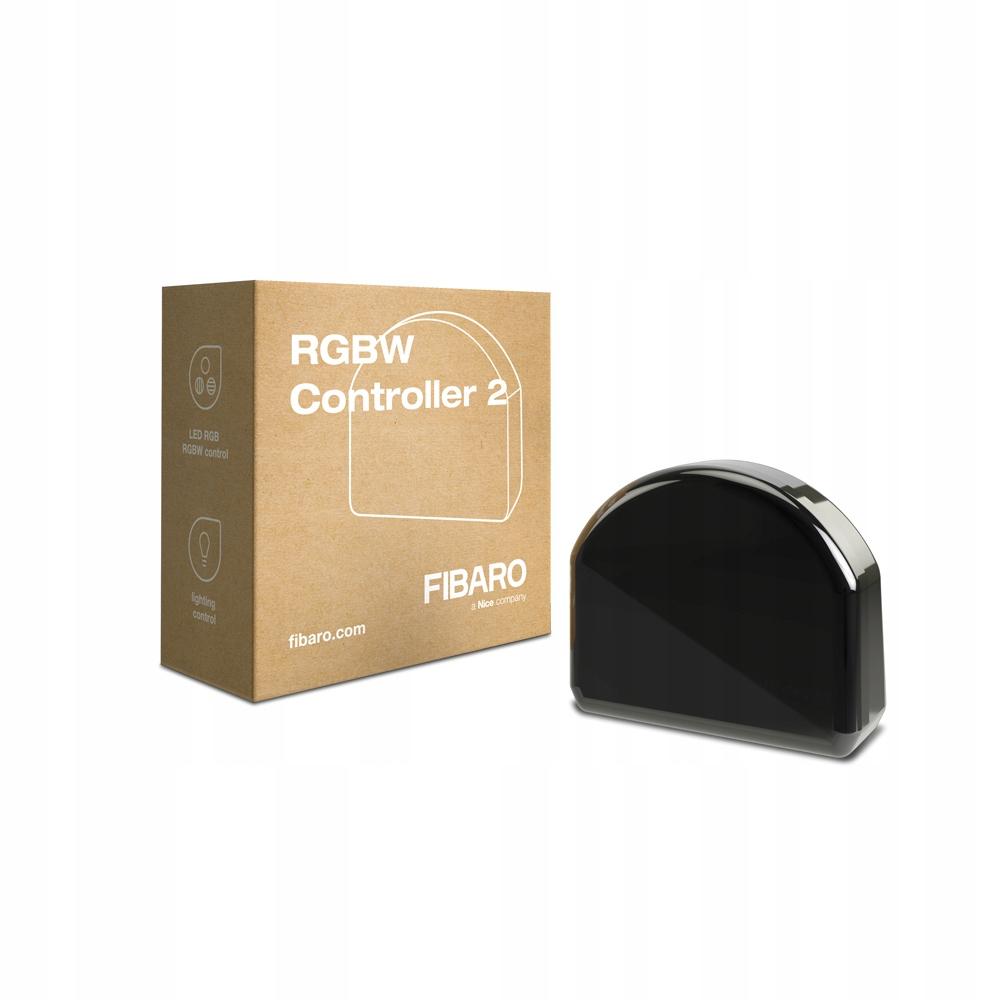 FIBARO RGBW Controller 2 Z-Wave Sterownik Taśm LED Seria FGRGBWM-442