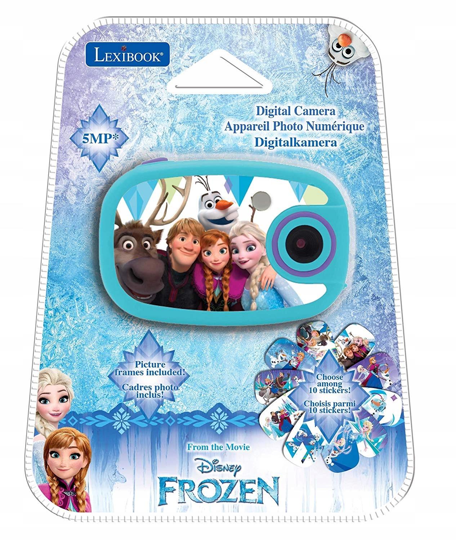 Digitálny fotoaparát pre deti