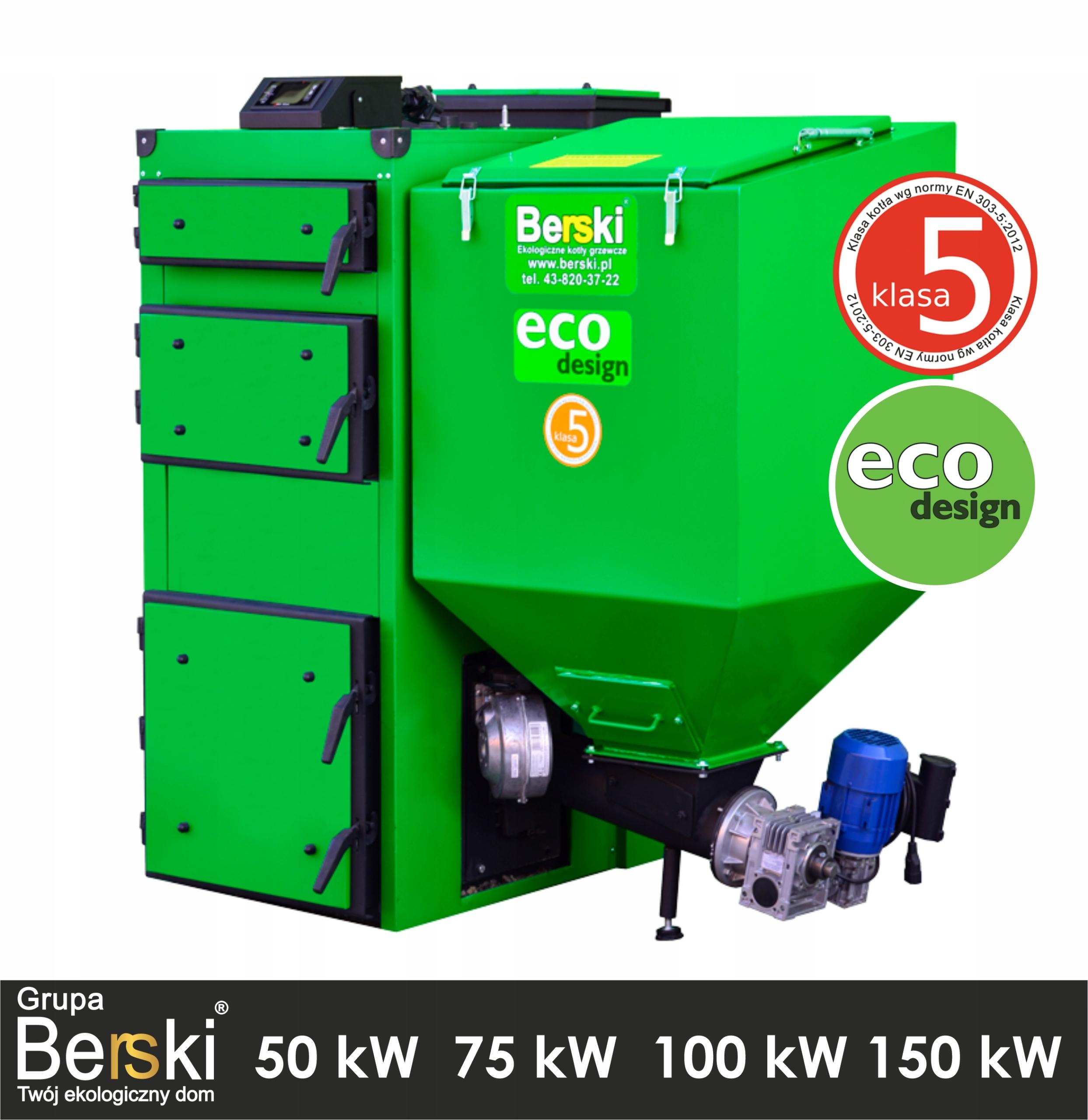KOTLO TRIEDY ekodesign 100 kW EKOGROSZEK