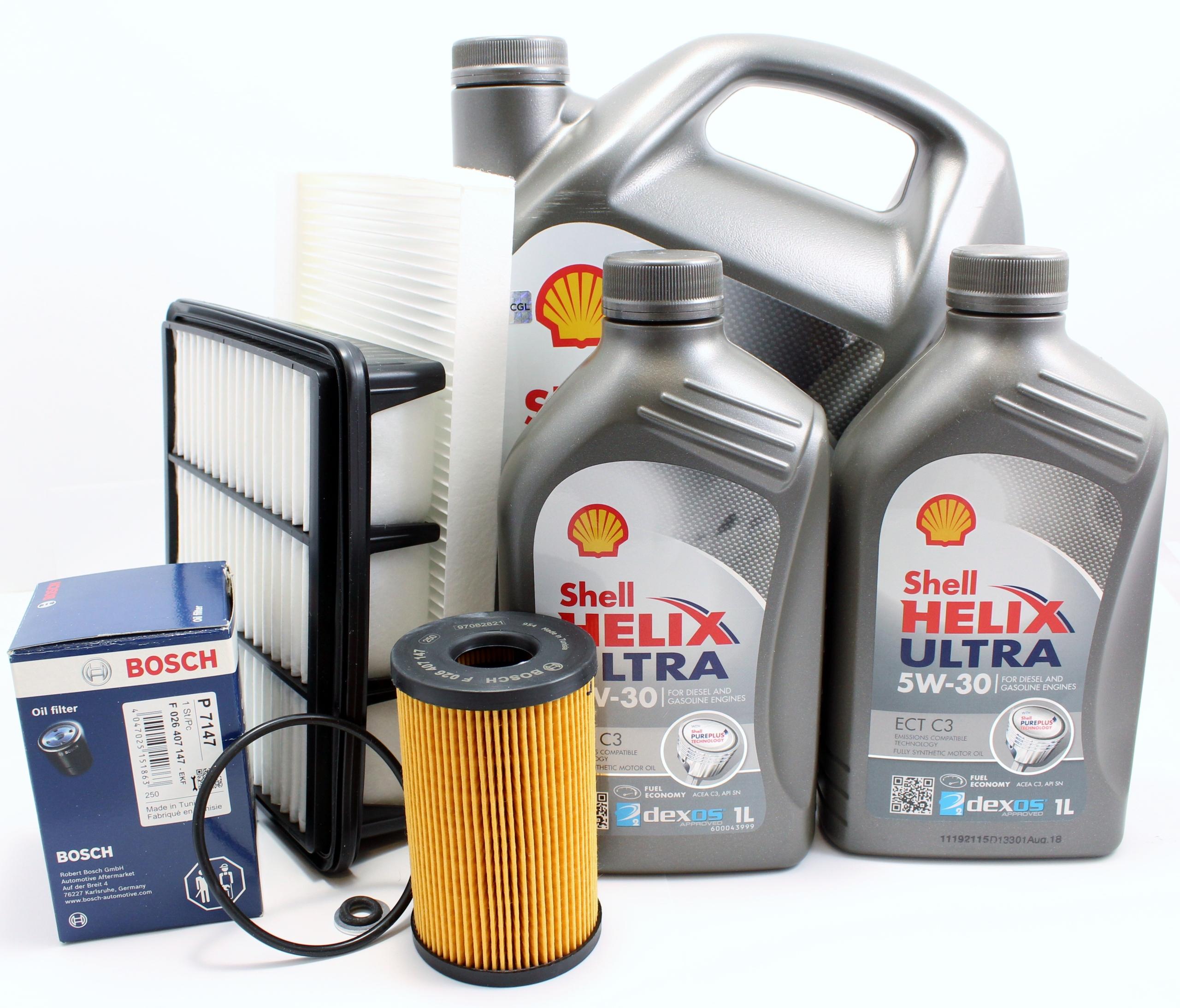 комплект filtrÓw+olej kia ceed hundai i30 16crdi