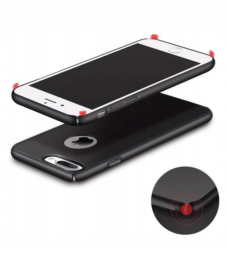 Oryginalne Etui MSVII + Szkło do iPhone 7 / 8 Plus Dedykowany model iPhone 7 Plus / 8 Plus