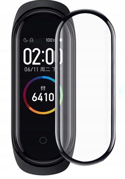 3D HYBRID FILM for Xiaomi Mi Band 5 glass