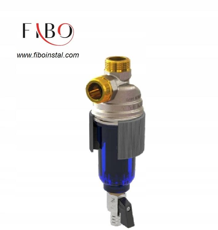 Сепаратор-магнитный фильтр для газовой плиты 3/4 ''