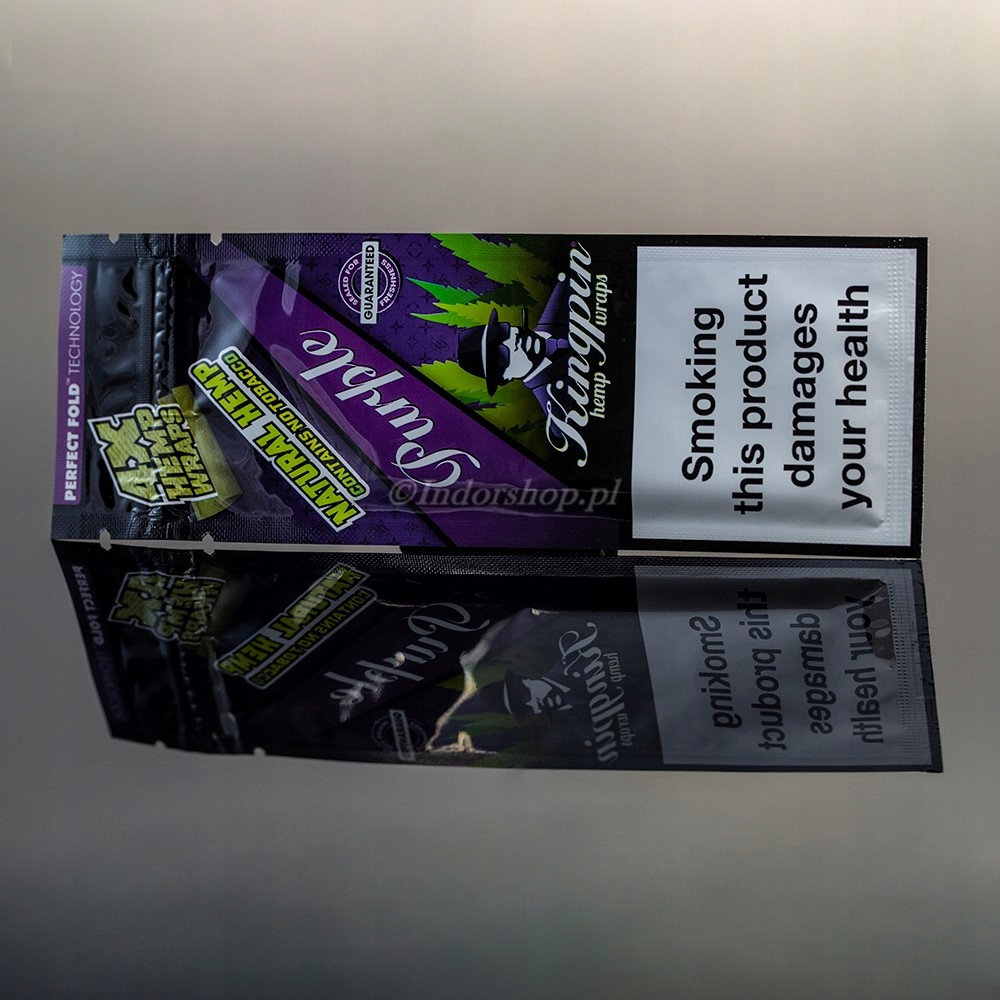 Бинты из конопли Kingpin Purple (4 шт.)
