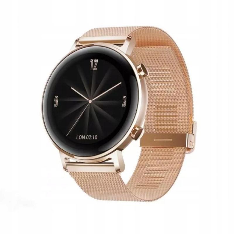 Huawei Watch GT 2 42mm złoty Elegant