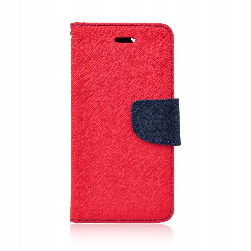 Kabura Fancy Book Sony Sony Xperia X10 czerwony/gr