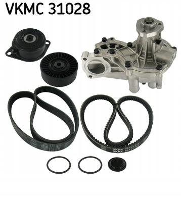skf комплект грм vkmc31028