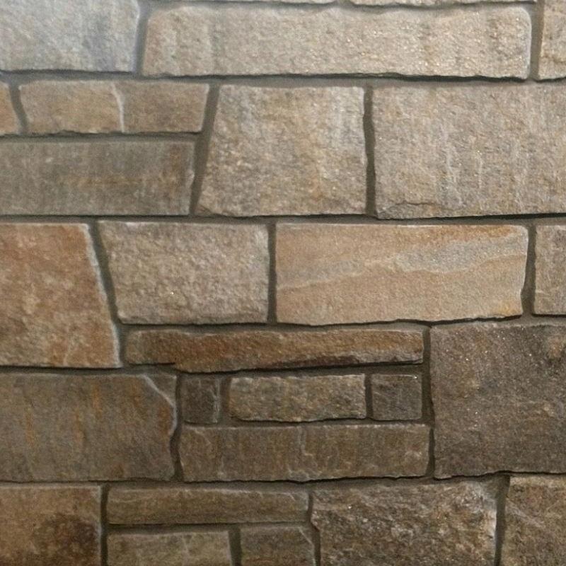 Kamień elewacyjny – gnejs – mur francuski - v.B