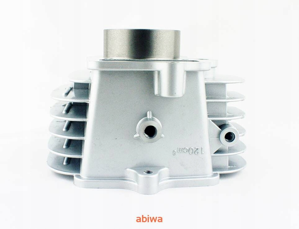 Цилиндр 4t 125ccm (52, 4mm) (sw. 13mm) к-т., фото 2