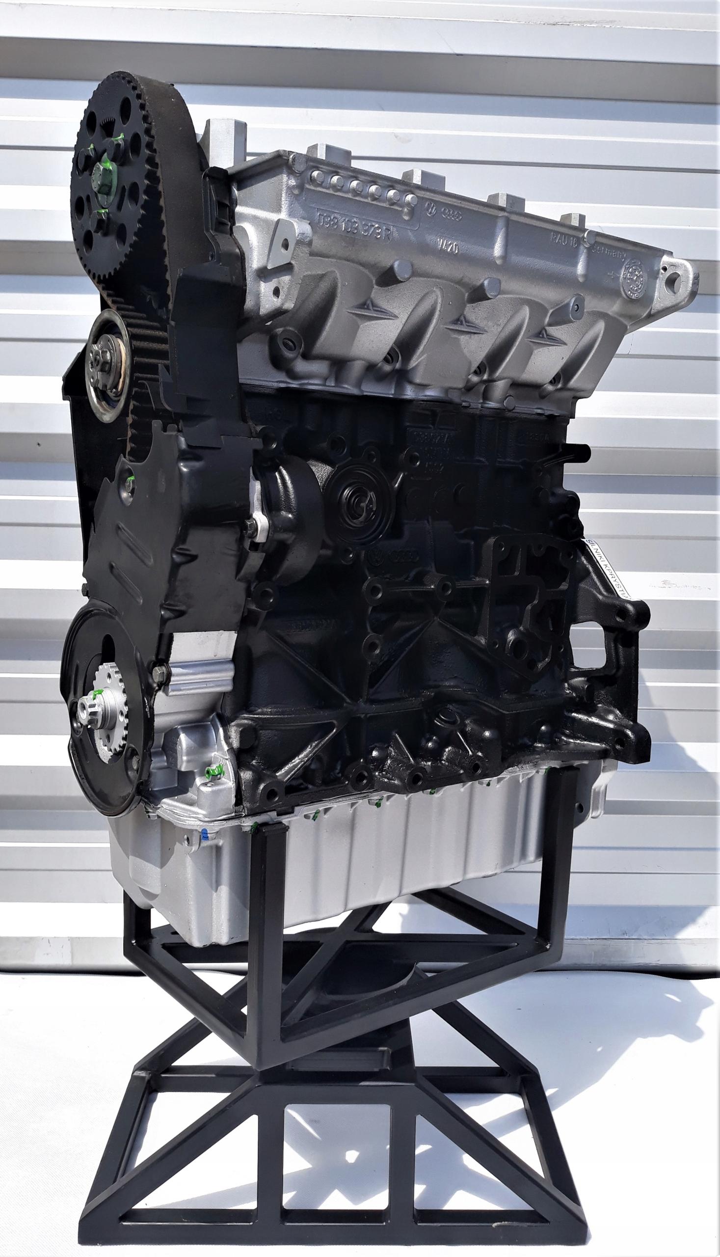 двигатель axb vw транспортер t5 19 tdi 8v гарантия