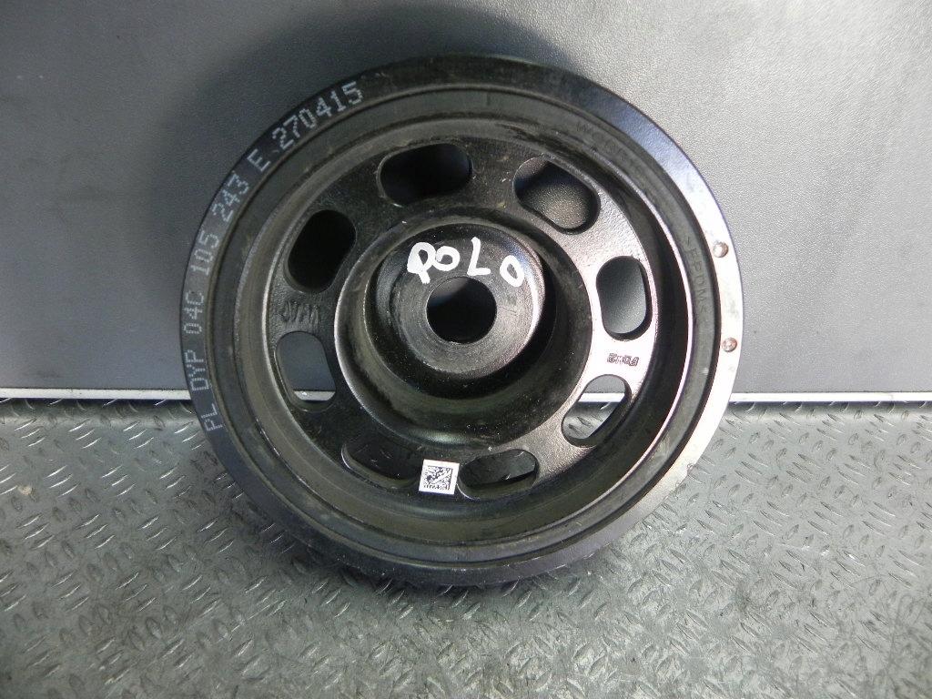 VW POLO 1 0 FSI 6C0 Колесо...