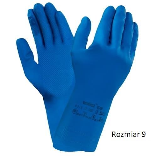 Rękawice gospodarcze rozmiar 9 ALPHATEC 87-195