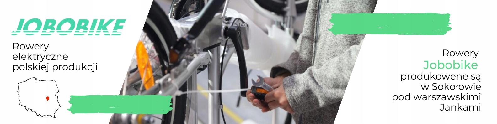 Rower elektryczny FatBike Robin Materiał ramy aluminium