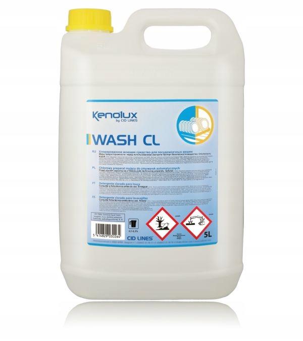 KENOLUX WASH CL 5L посудомоечная машина жидкости