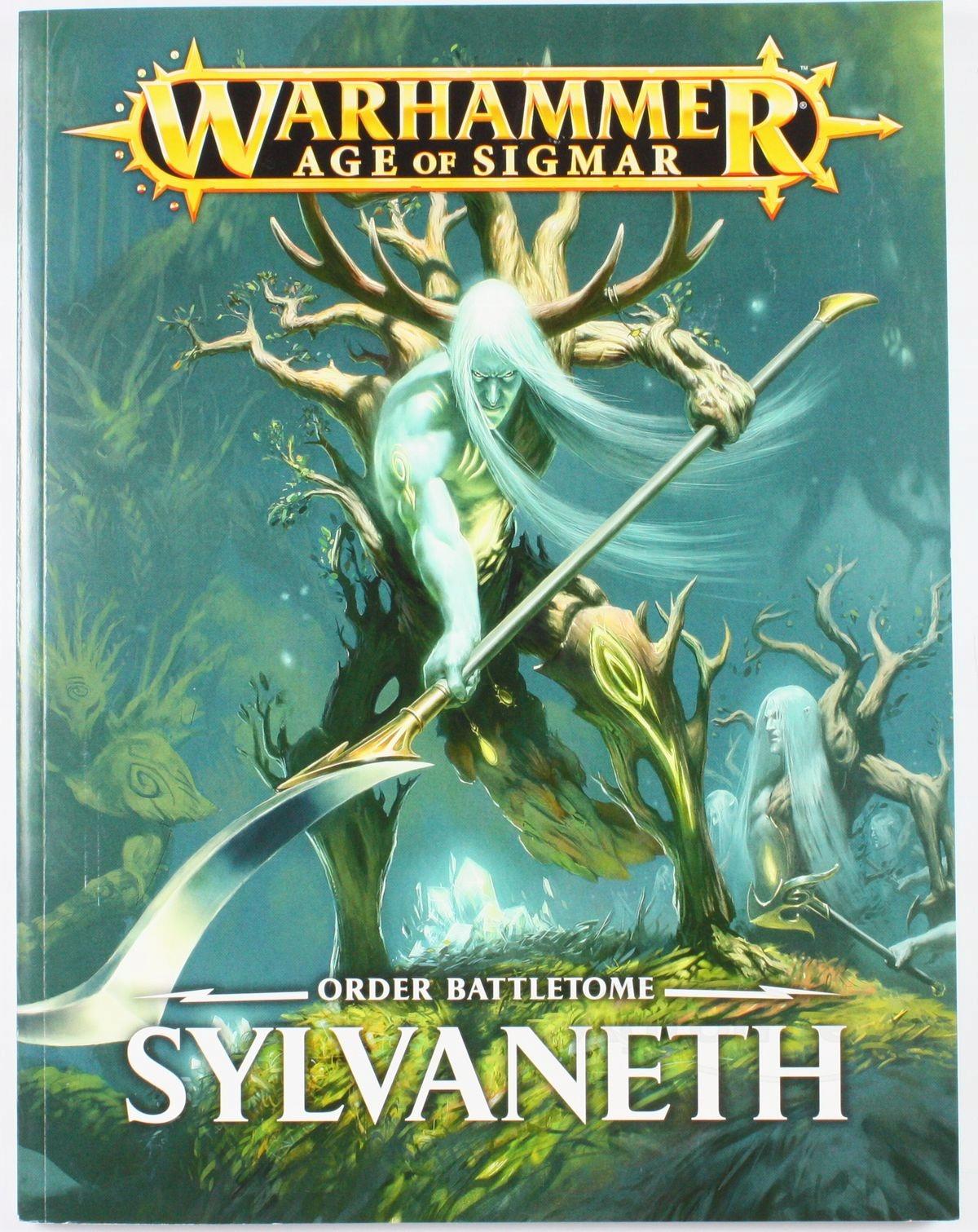 Battletome sylvath