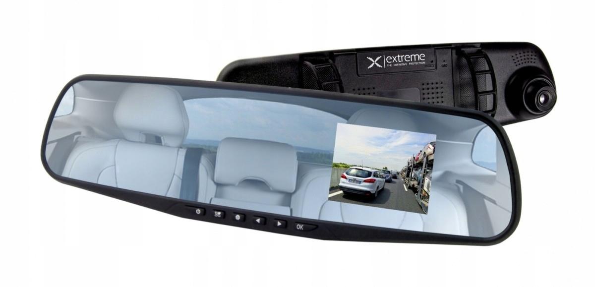 esperanza extreme регистратор автомобильный mirror