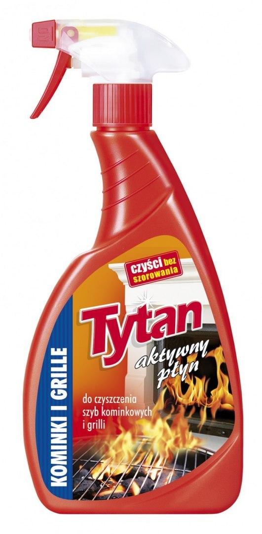 Жидкость Tytan Active для дымохода гриля 500 г