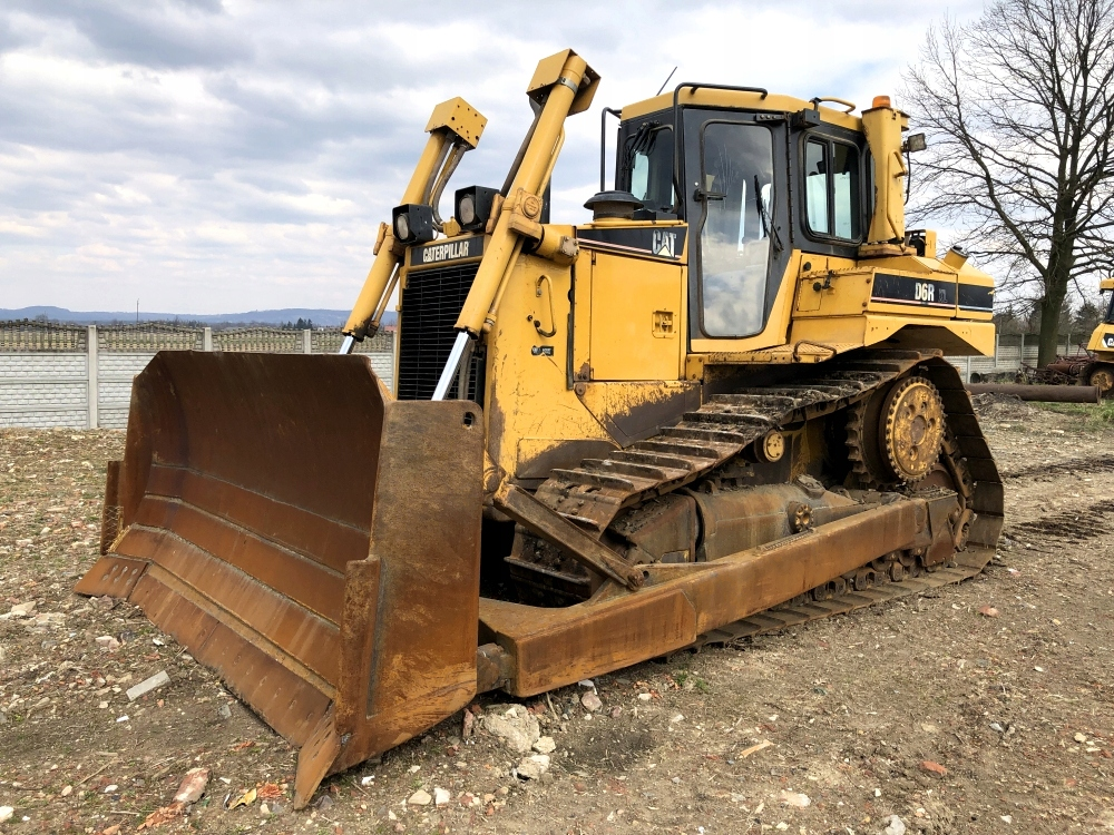Spychacz Cat D6R XL III