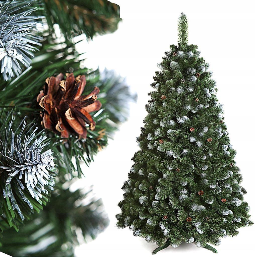 AMELIAHOME Umelý vianočný stromček ~ 280 ~ LEMMY