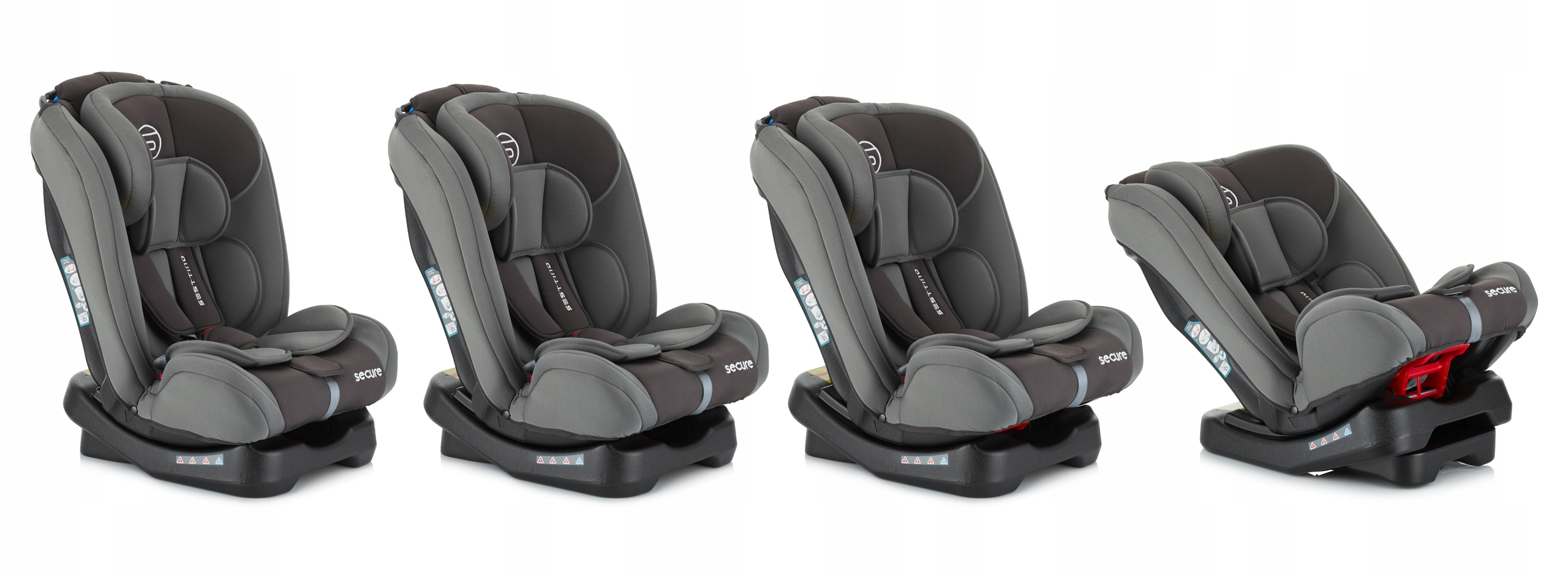 Fotelik samochodowy Sesttino Secure PRO 0-36kg Model Secure Pro