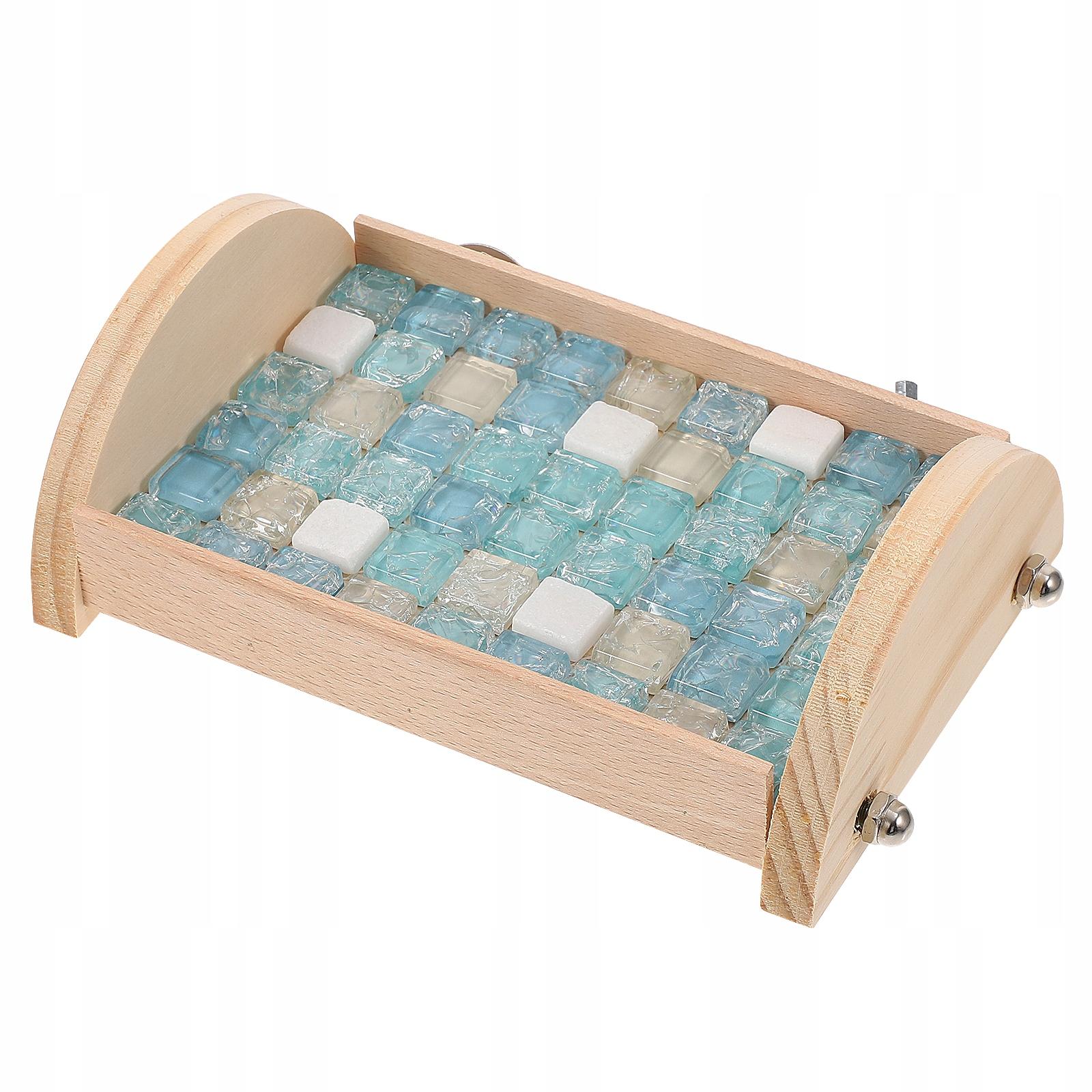 Деревянная платформа для хомяка, клетка-кровать, аксессуар