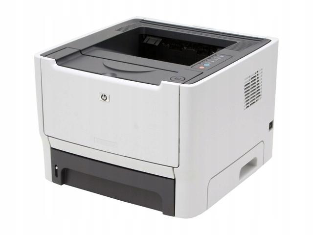 Drukarka laserowa (mono) HP P2015n A4 Toner 100%
