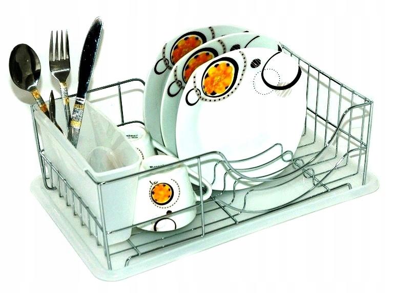СУШИЛКА для Посуды Тарелки столовые Приборы Drainer 4004