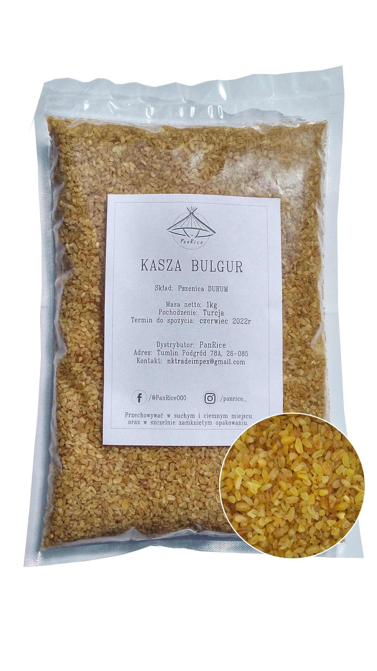 Kasza Bulgur 1kg