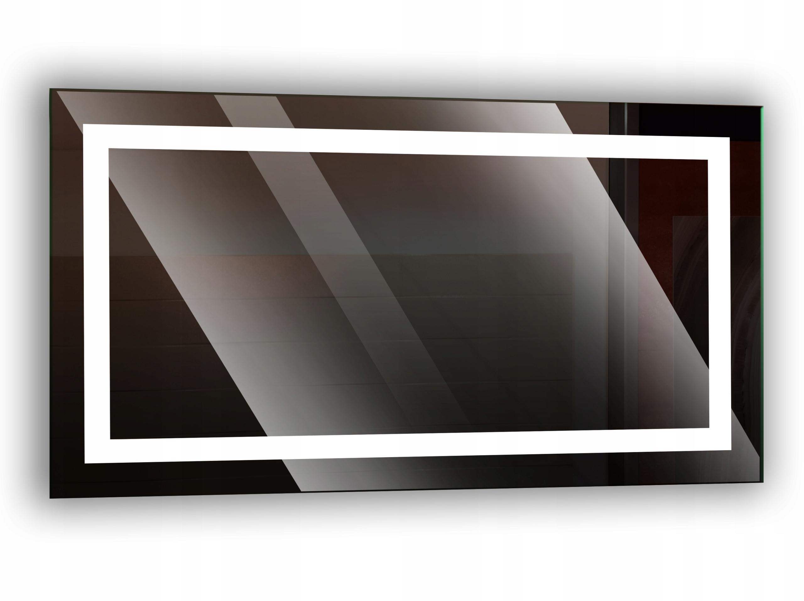 Зеркало для ванной 80x60 LED ZLED backlight