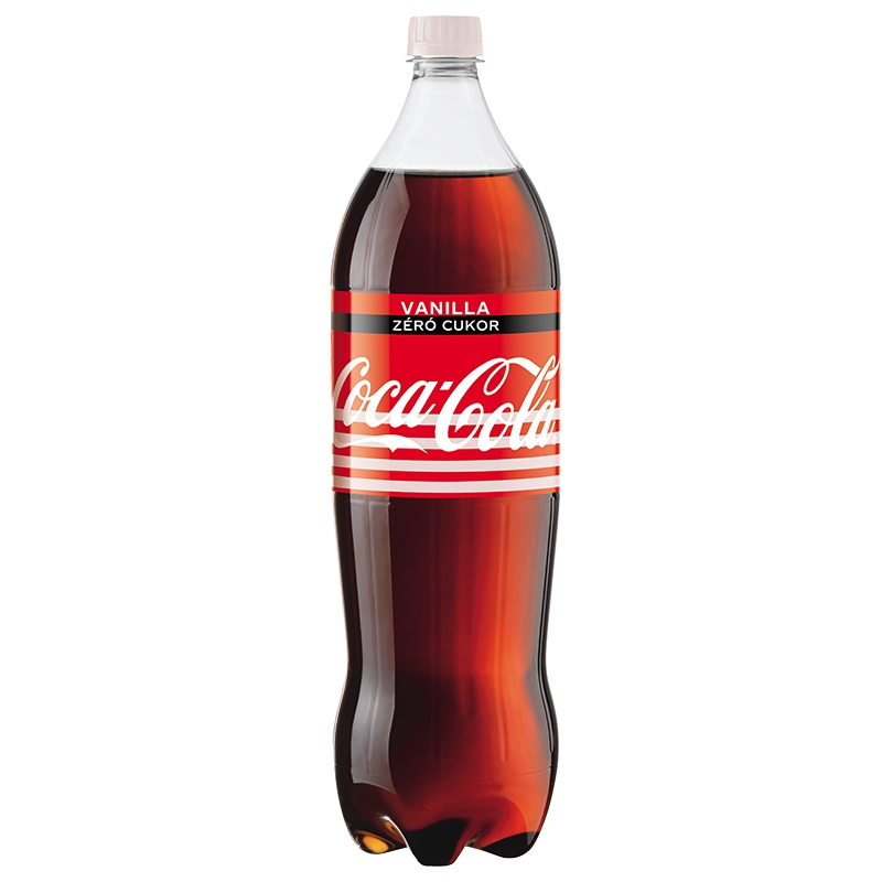 Coca Cola Waniliowa Bez Cukru Big Pack 8 x 1,75l