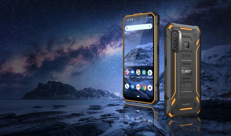CUBOT KING KONG 5 4/32GB NFC LTE PANCERNY IP69K EAN 6924136715048