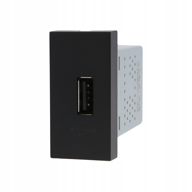 WUSB-CHARGER-62 Модуль черный LIVOLO USB зарядное устройство