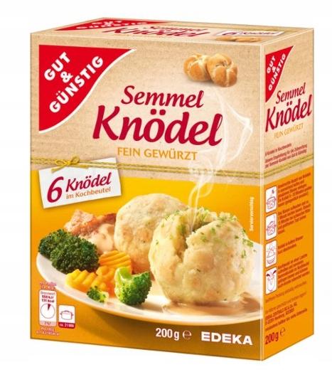 G&G Semmelknödel Knedle Chlebowe 200g