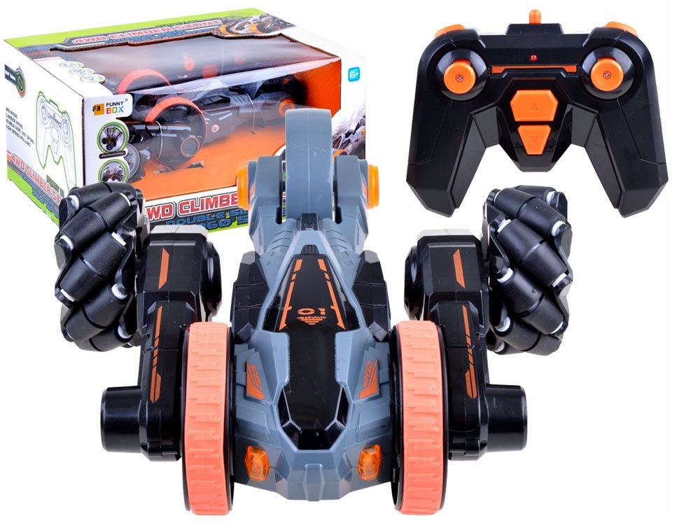 Auto wspinaczkowy Stunt 4WD na pilota RC0525 Kod producenta RC0525