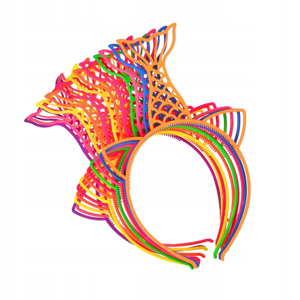 Купить 12шт пластиковая шапка для повязки на голову на Otpravka - цены и фото - доставка из Польши и стран Европы в Украину.